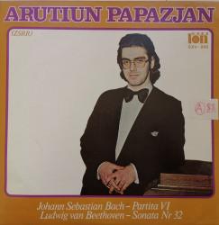 Arutiun Papazjan – албум Arutiun Papazjan (ZSRR)