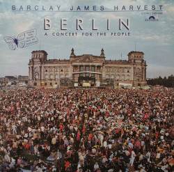Barclay James Harvest – албум Berlin – A Concert For The People