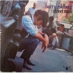 Barry Goldberg ‎– албум Street Man