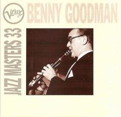 Benny Goodman – албум Verve Jazz Masters 33 (CD)