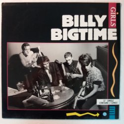 Billy Bigtime ‎– сингъл Girls