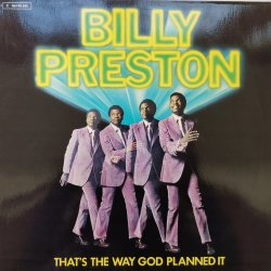 Billy Preston ‎– албум That's The Way God Planned It