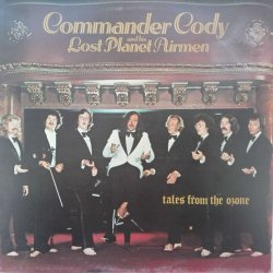Commander Cody And His Lost Planet Airmen ‎– албум Tales From The Ozone