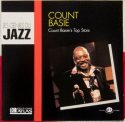 Count Basie – албум Count Basie's Top Stars (CD)