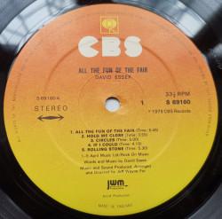 David Essex – албум All The Fun Of The Fair