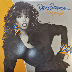 Donna Summer – албум All Systems Go