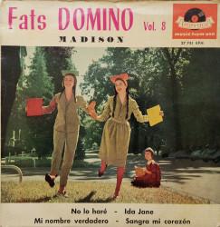 Fats Domino – сингъл Madison - Vol. 8