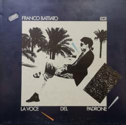 Franco Battiato – албум La Voce Del Padrone