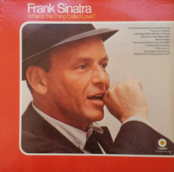 Frank Sinatra – албум What Is This Thing Called Love?