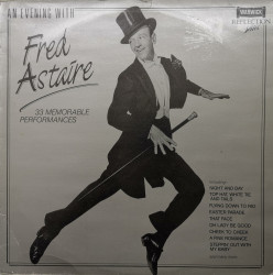 Fred Astaire – албум An Evening With Fred Astaire