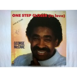 George McCrae ‎– сингъл One Step Closer (To Love)