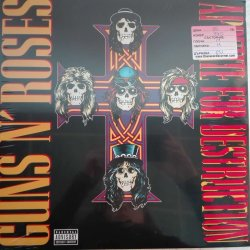 Guns N' Roses ‎– албум Appetite For Destruction