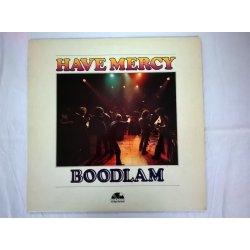 Have Mercy – албум Boodlam
