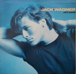 Jack Wagner – албум All I Need