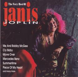 Janis Joplin – албум The Very Best Of Janis Joplin (CD)