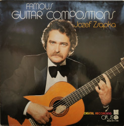 Jozef Zsapka ‎– албум Famous Guitar Compositions