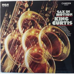 King Curtis ‎– албум Sax In Motion