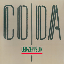 Led Zeppelin ‎– албум Coda