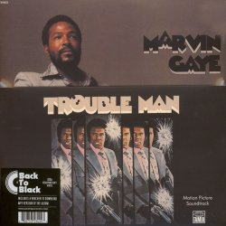 Marvin Gaye ‎– албум Trouble Man