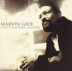 Marvin Gaye ‎– албум What's Happening Brother (CD)