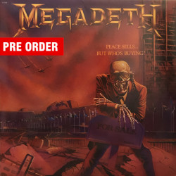 Megadeth - албум Peace Sells... But Who's Buying?