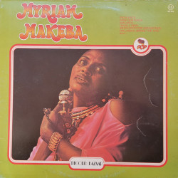 Miriam Makeba – албум Miriam Makeba