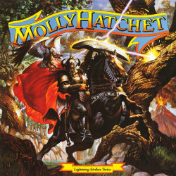 Molly Hatchet ‎– албум Lightning Strikes Twice (CD)
