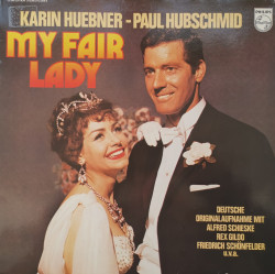 My Fair Lady - албум My Fair Lady