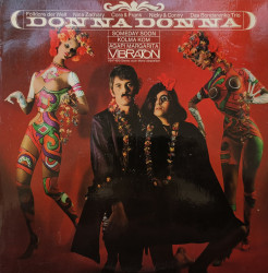 Nina Zachary - Cora & Frank - Nicky & Conny - Das Bondarenko Trio –албум Donna Donna - Folklore Der Welt
