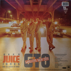 Oran Juice Jones – албум G.T.O. Gangsters Takin Over