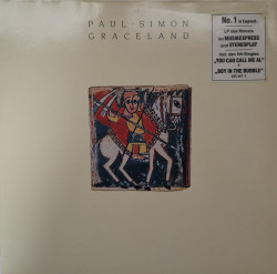 Paul Simon – албум Graceland