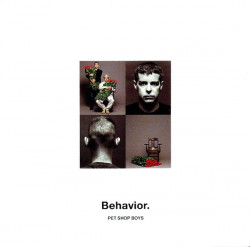 Pet Shop Boys – албум Behavior (CD)
