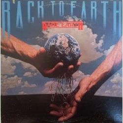 Rare Earth – албум Back To Earth
