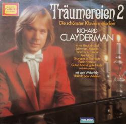 Richard Clayderman – албум Träumereien 2 (Die Schönsten Klaviermelodien)