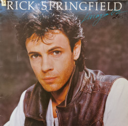 Rick Springfield ‎– албум Living In Oz