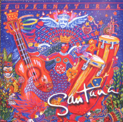 Santana – албум Supernatural (CD)