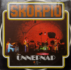 Skorpio – албум Ünnepnap