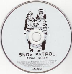Snow Patrol – албум Final Straw (CD)