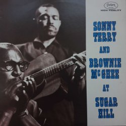 Sonny Terry & Brownie McGhee ‎– албум At Sugar Hill