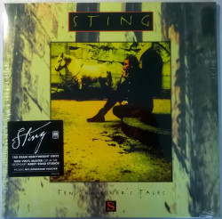 Sting ‎– албум Ten Summoner's Tales