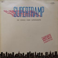 Supertramp – албум Die Songs Einer Supergruppe