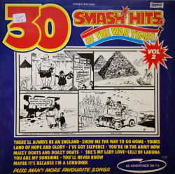 The Band Of Her Majesty's Guards Division And Chorus – албум 30 Smash Hits Of The War Years (Vol. 2)