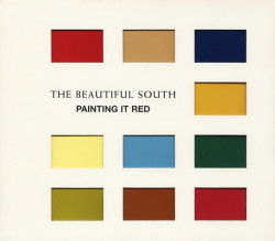 The Beautiful South ‎– албум Painting It Red (CD)