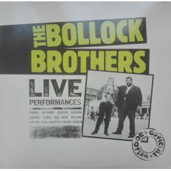 The Bollock Brothers ‎– албум Live Performances - Official Bootleg