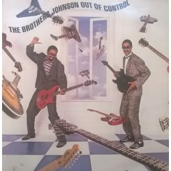 The Brothers Johnson ‎– албум Out Of Control
