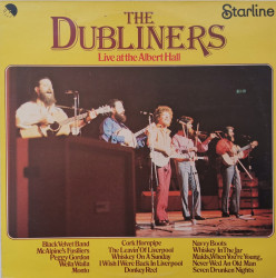 The Dubliners – албум Live At The Albert Hall