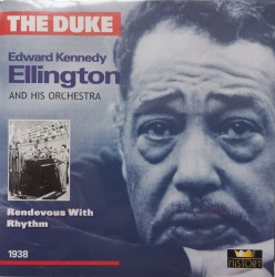"""The Duke"" Edward Kennedy Ellington ‎– албум албум and his orchestra 1938 (CD)"