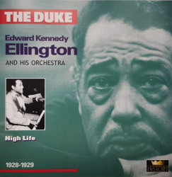 """The Duke"" Edward Kennedy Ellington ‎– албум and his orchestra 1928-1929 (CD)"