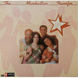 The Manhattan Transfer ‎– албум Coming Out