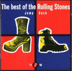 The Rolling Stones ‎– албум Jump Back (The Best Of The Rolling Stones '71 - '93) (CD)
